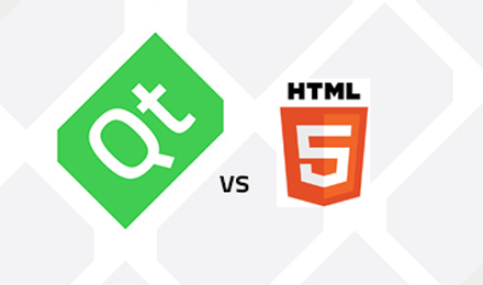 Qt or HTML5? A Million Dollar Question