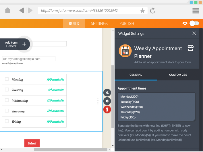 Weekly Appointment Planner_4