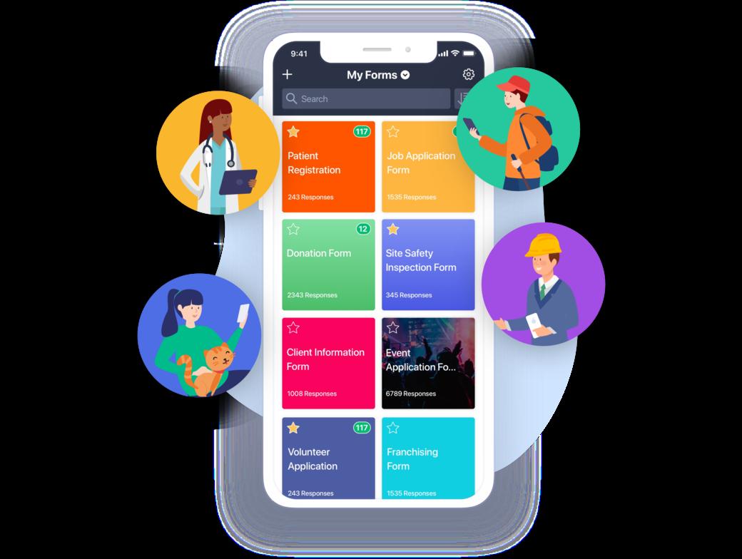JotForm Mobile Forms (iOS)_0