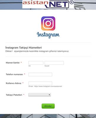 instagram Takipçi Hizmetleri