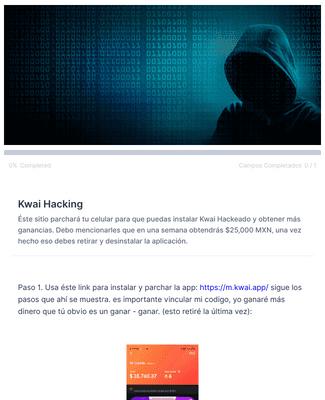 Kwai Hacking GOLD