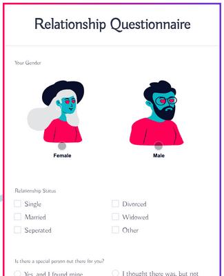 Relationship Questionnaire