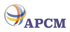 Bewerbungsformular APCM