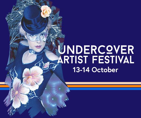 Undercover Artist Festival 2017