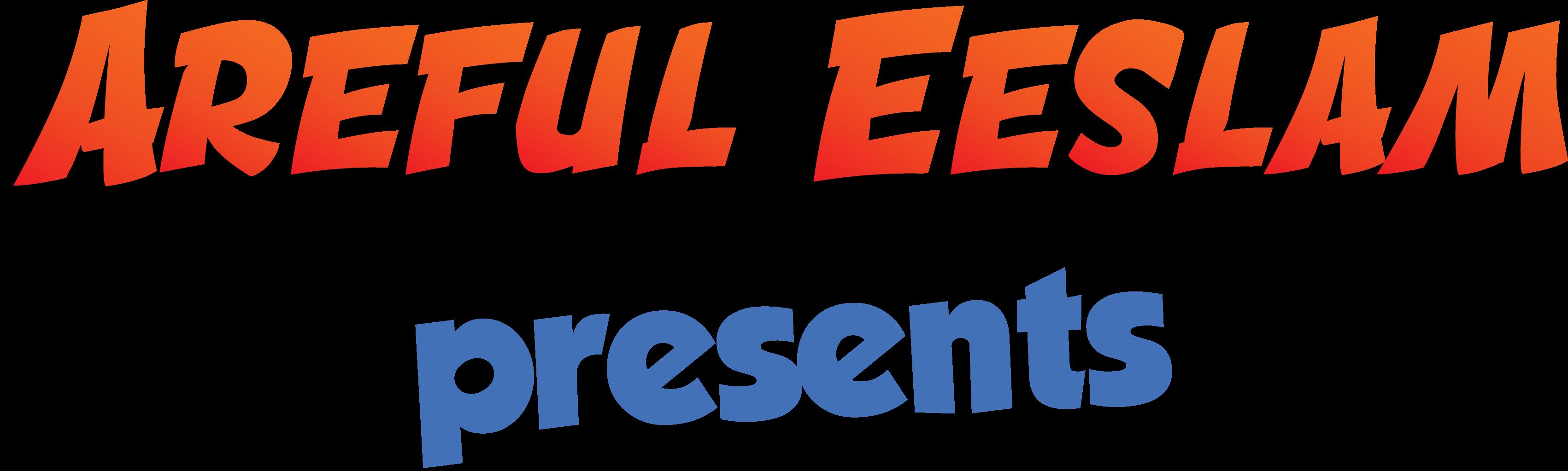 Areful Eeslam Presents - Consultation