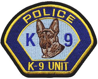 Atlanta Police K9 Badge