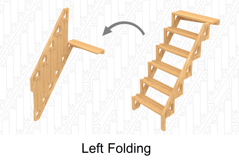 Left Folding Set