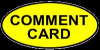 COMMENT CARD LA PLASTIC SURGERY & DERMATOLOGY