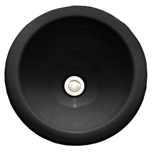Round Black SInk