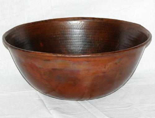Vessel Copper SInk