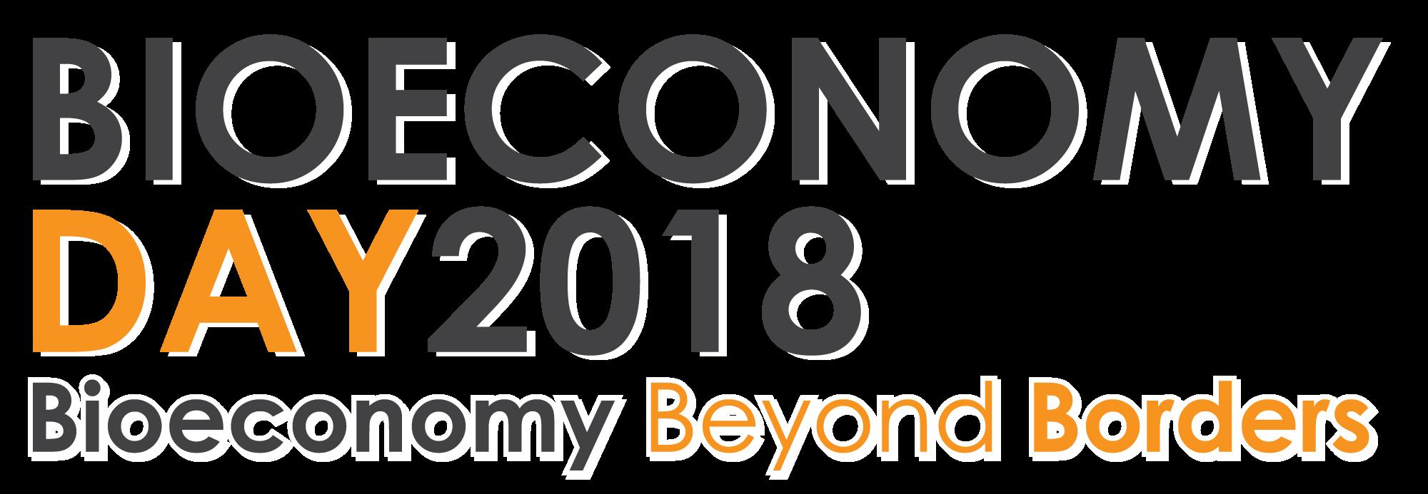 BIOECONOMY DAY SEPTEMBER 2018