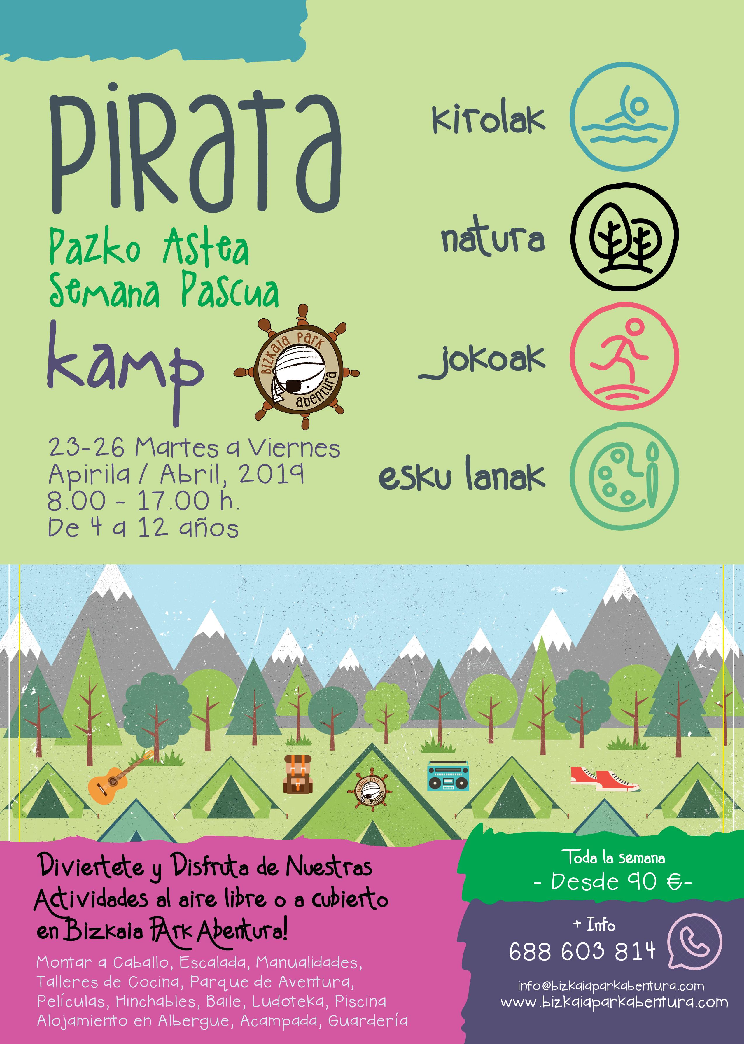 Pirata Summer Kamp