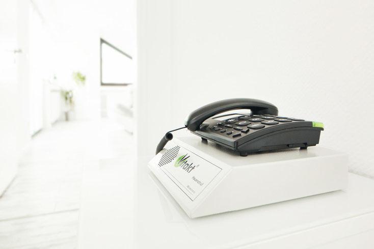 Eigenes Notruftelefon Aufschaltung für monatlich 9,95 EUR