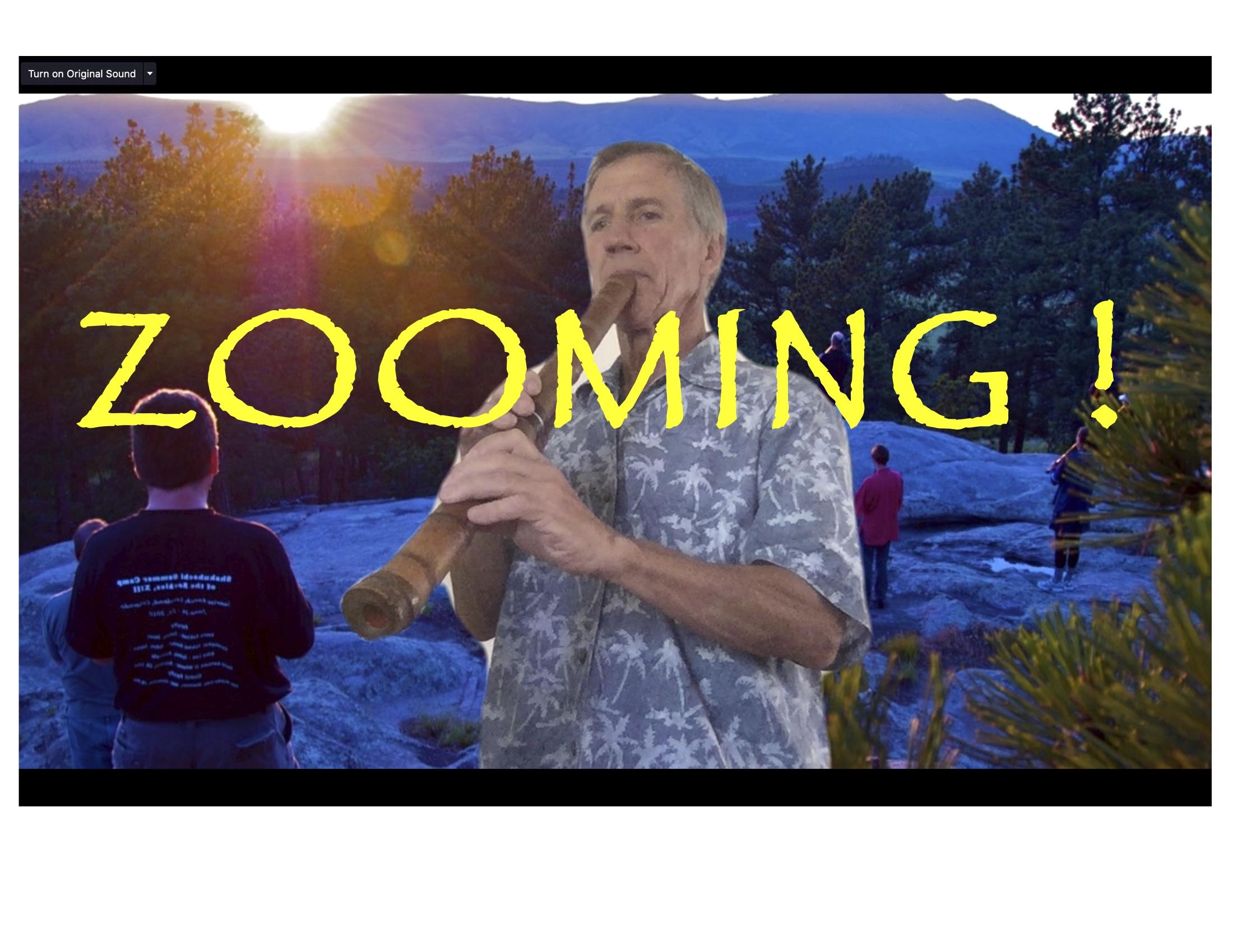 ShakuCamp Zoom