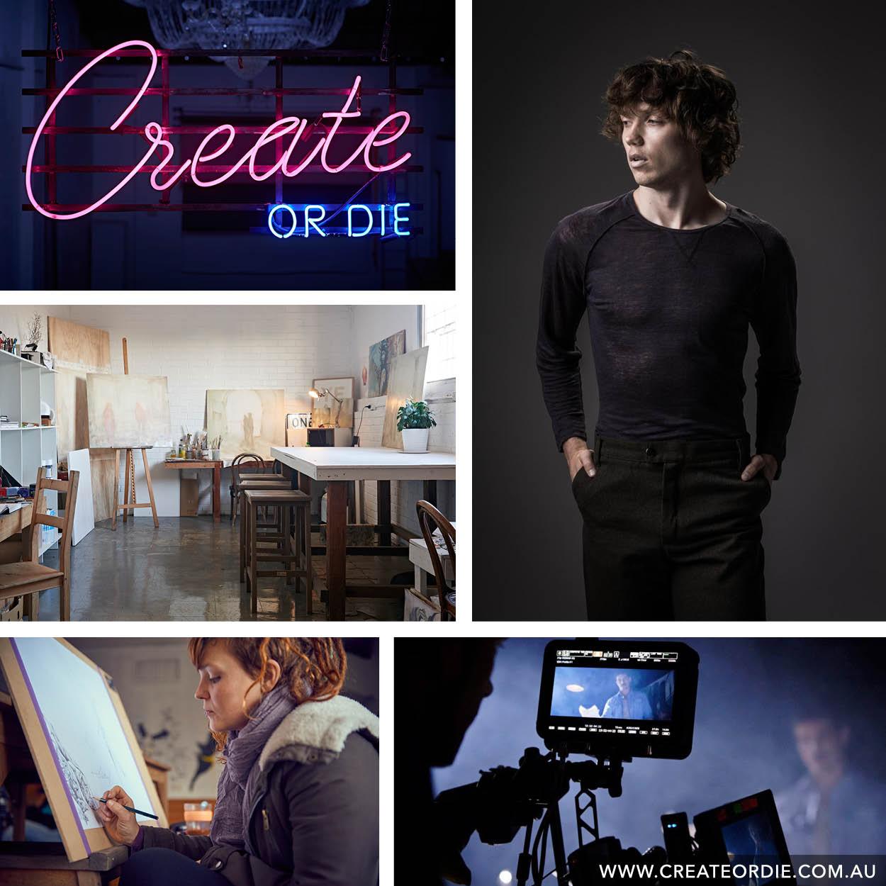 Create or Die Arts Organisation