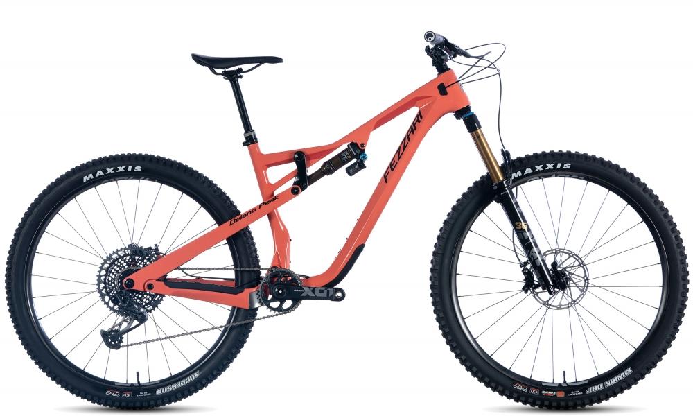 Recommended Bike: Delano Peak