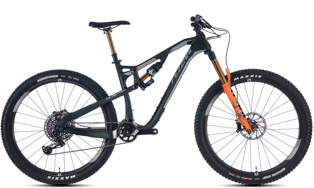 Recommended Bike: La Sal Peak