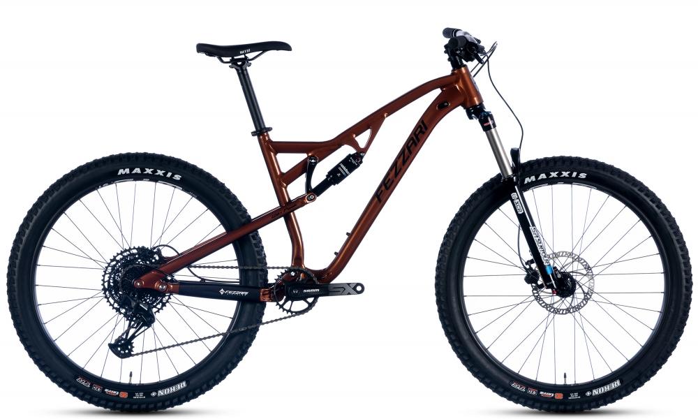 Recommended Bike: Wiki Peak