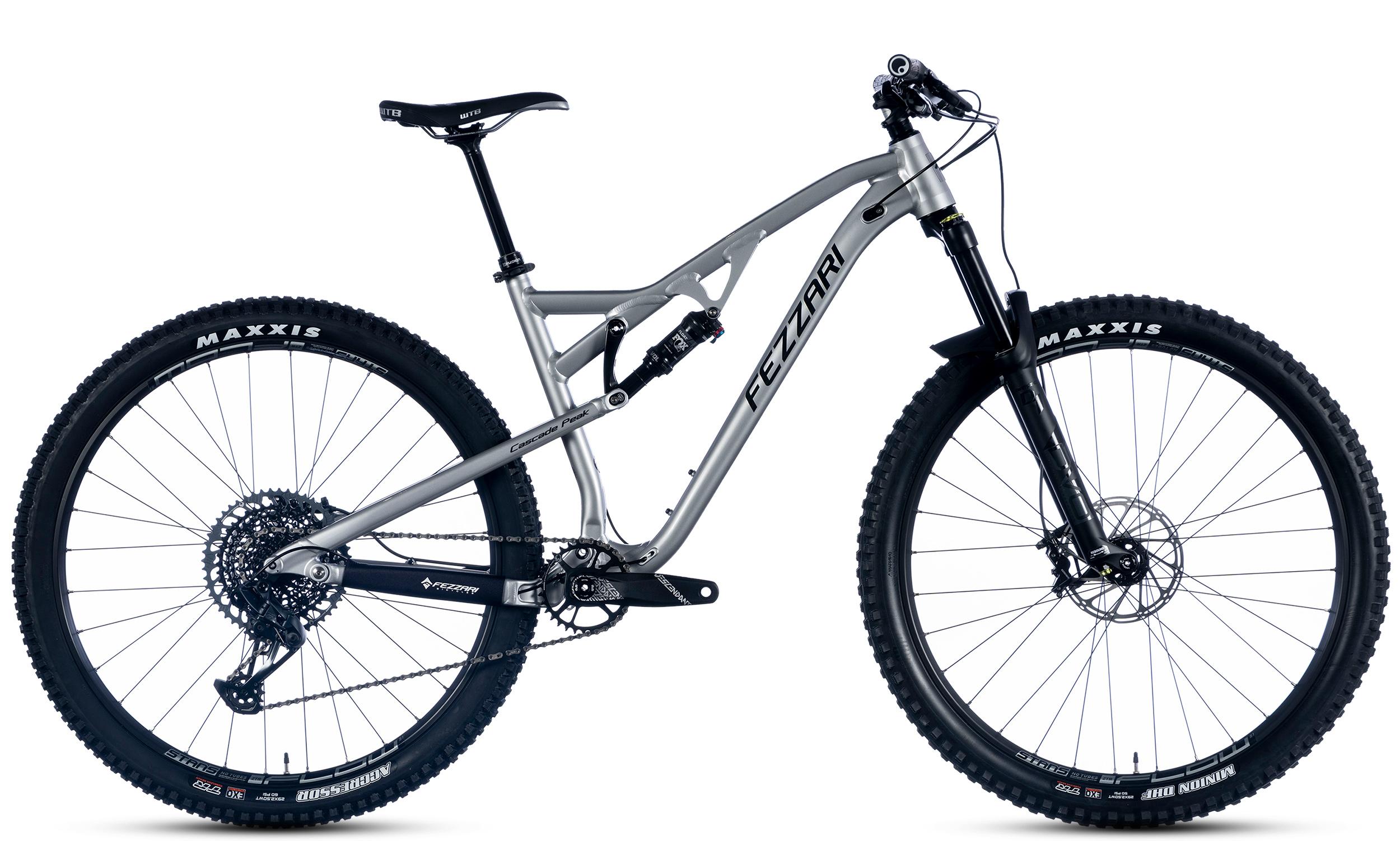 Recommended Bike: Cascade Peak