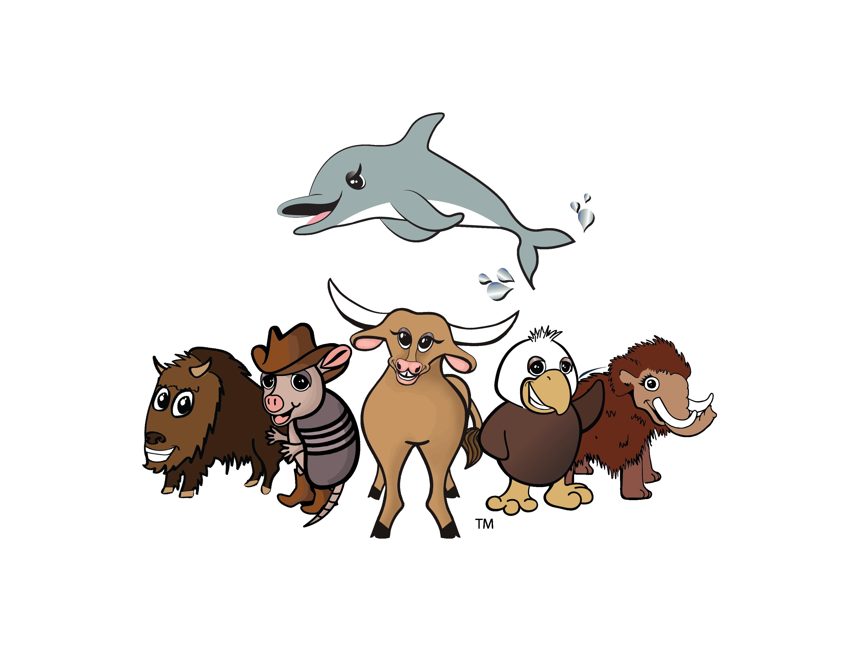 Camp Mascots