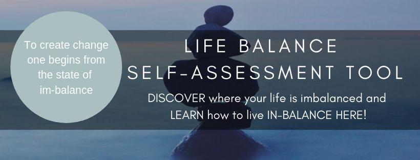 Life Balance Self-Assessment Tool