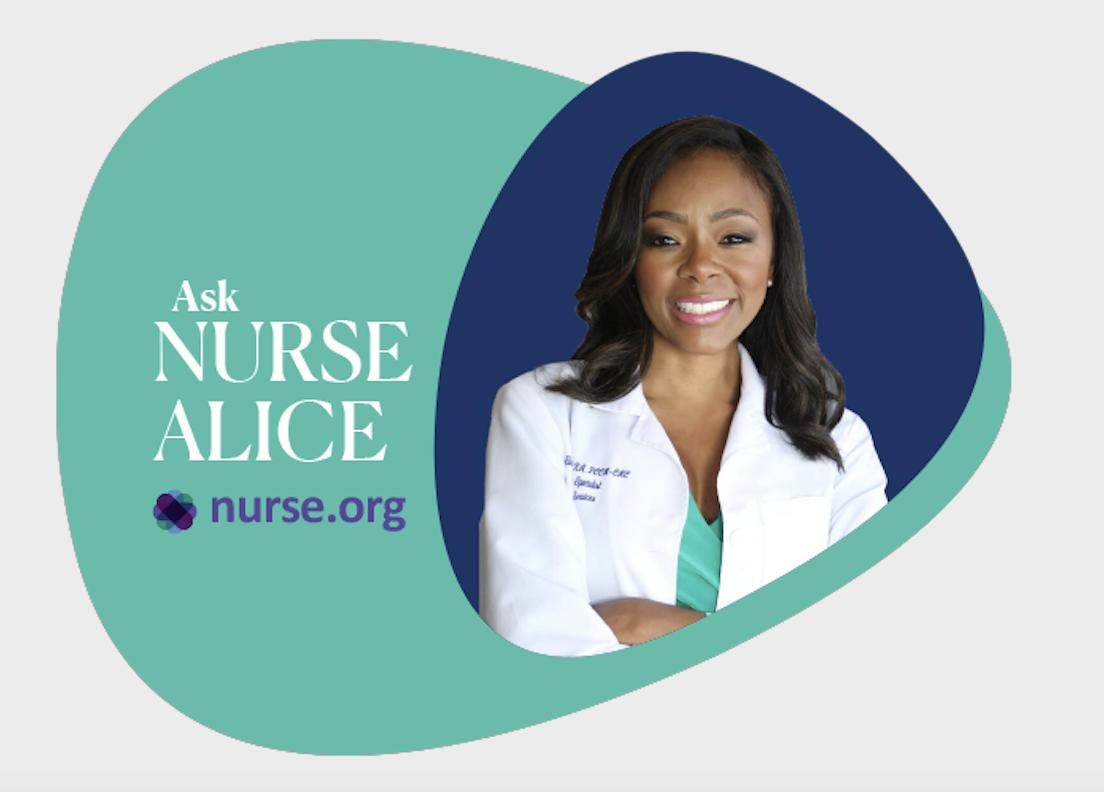 Ask Nurse Alice