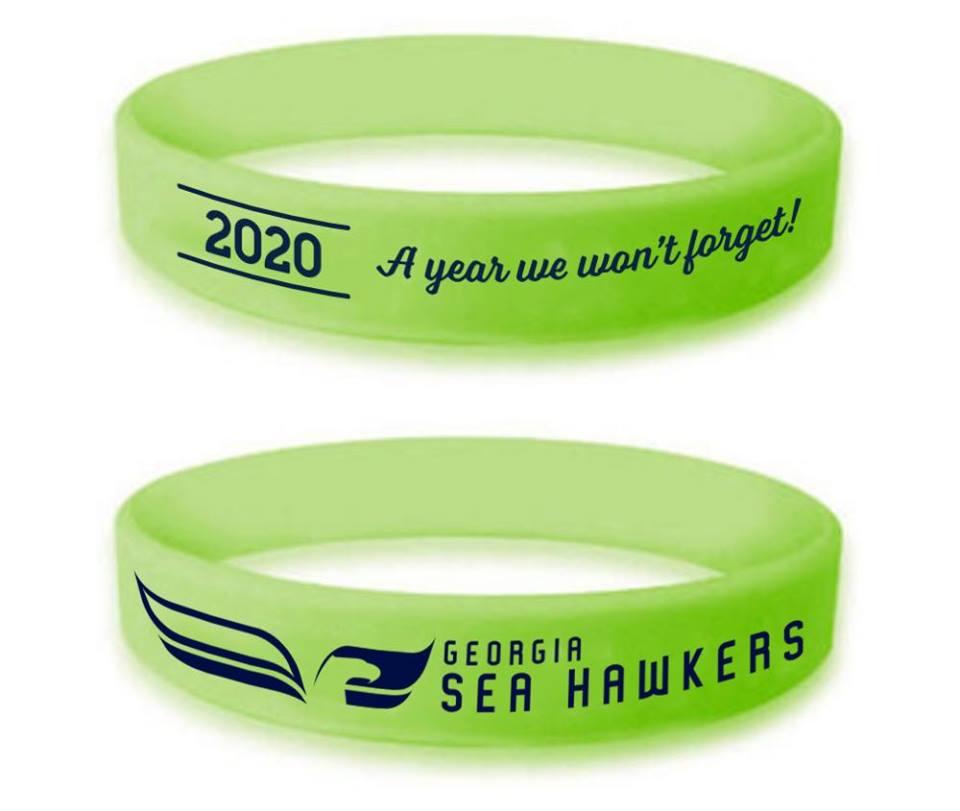 2020 Wristband Sample