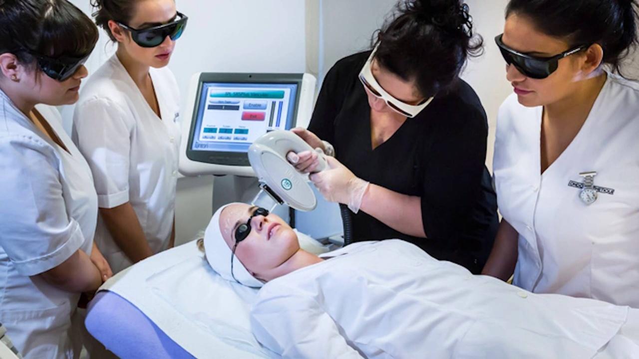 PRIVATE Laser Training ( Online & at your Medspa
