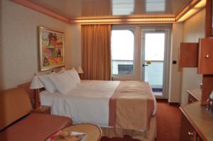 #9 - Balcony (Deck 7 & 8) $1875 cabin price