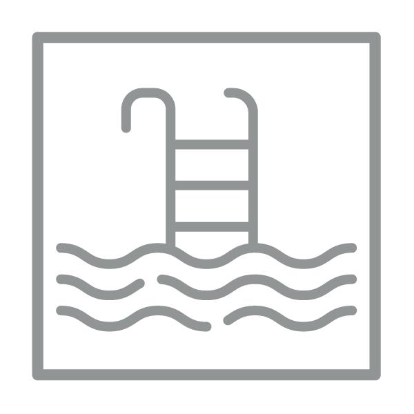 Contato constante com cloro ou água do mar