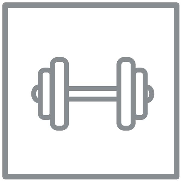Exercícios indoor (academia, crossfit, etc)