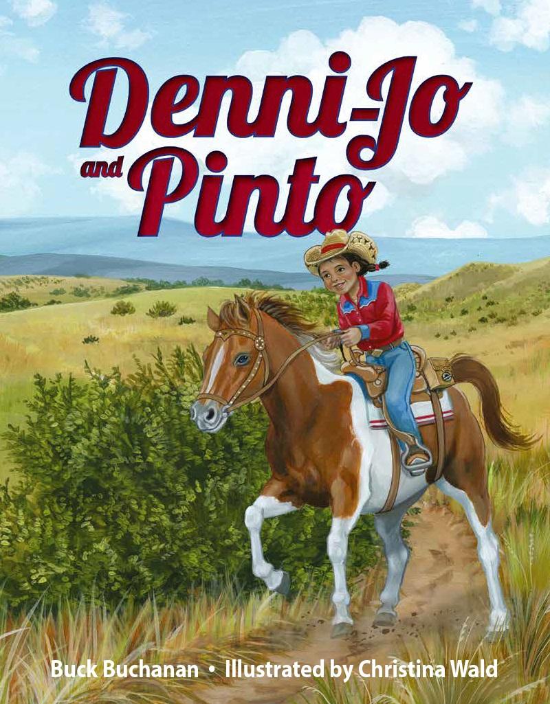 Denni-Jo and Pinto Cover Image