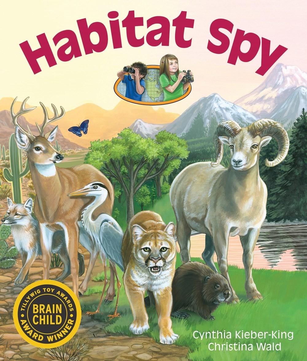 Habitat Spy Cover Image