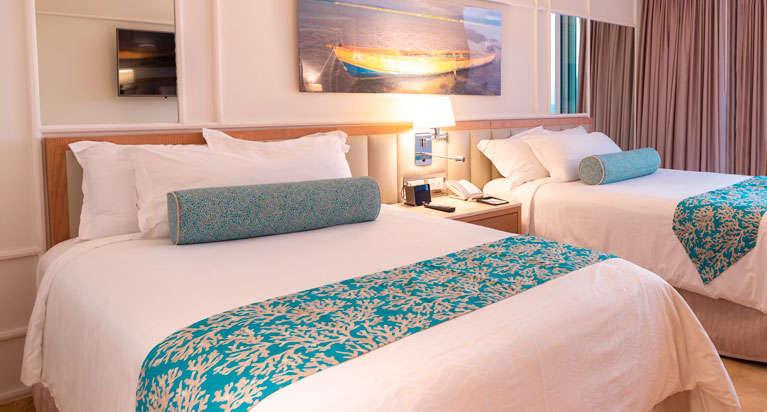 Resort View Accommodations