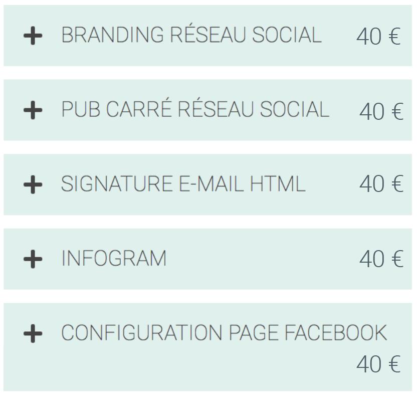 img add-ons COMM'WEB - PACK CLE EN MAIN