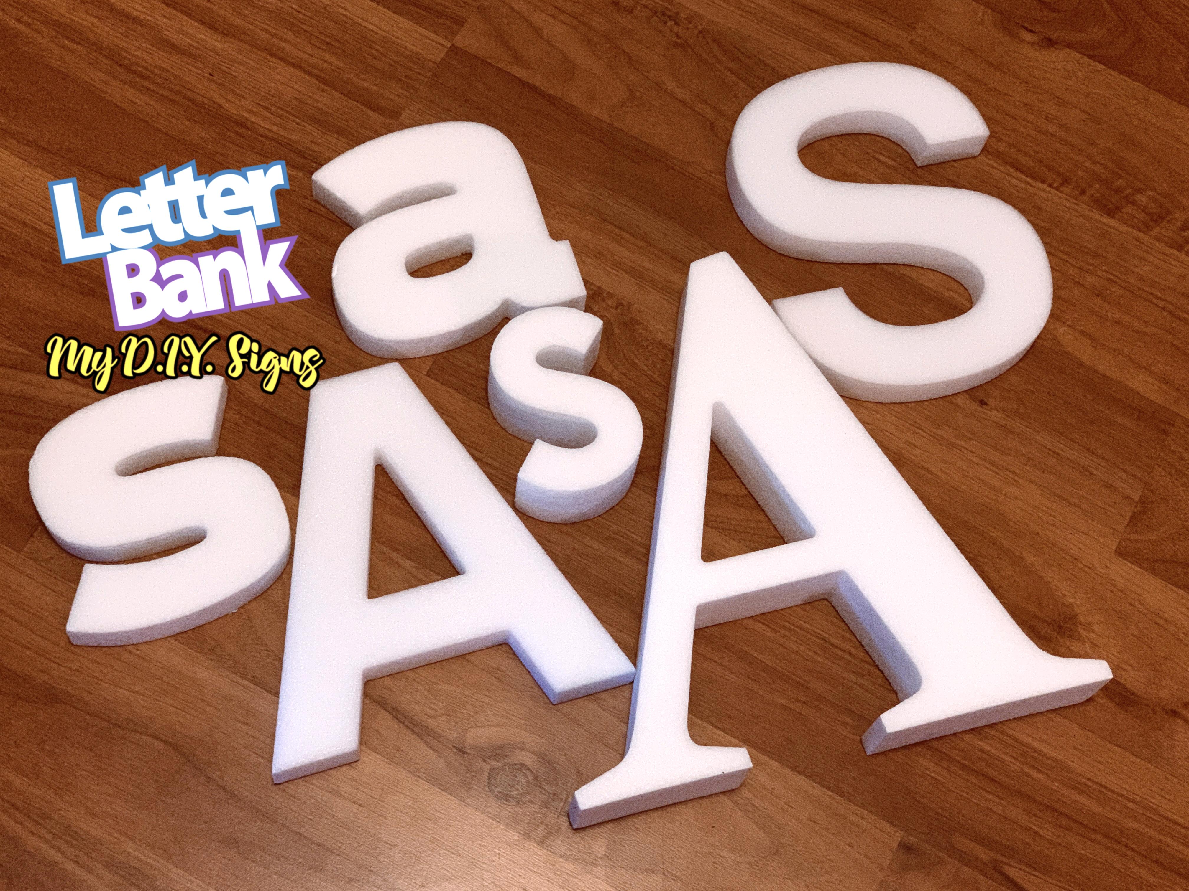 concrete casting forms foam letters quote request