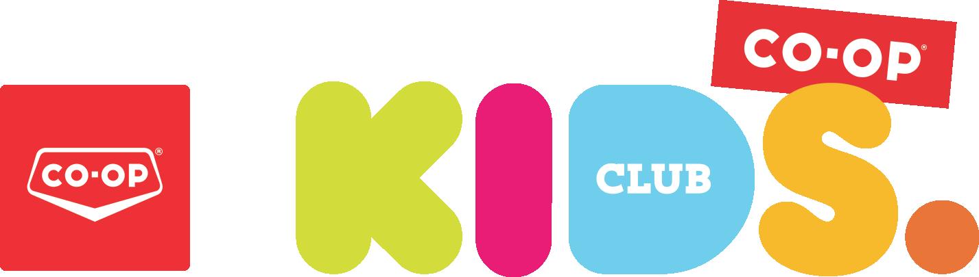 Co-op Kids Club Membership Form