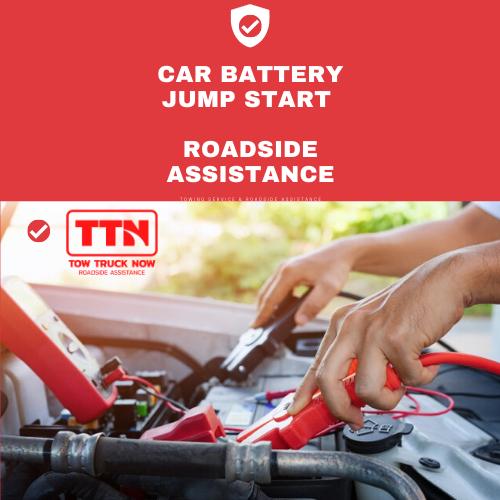 Battery Boost / Jump Start