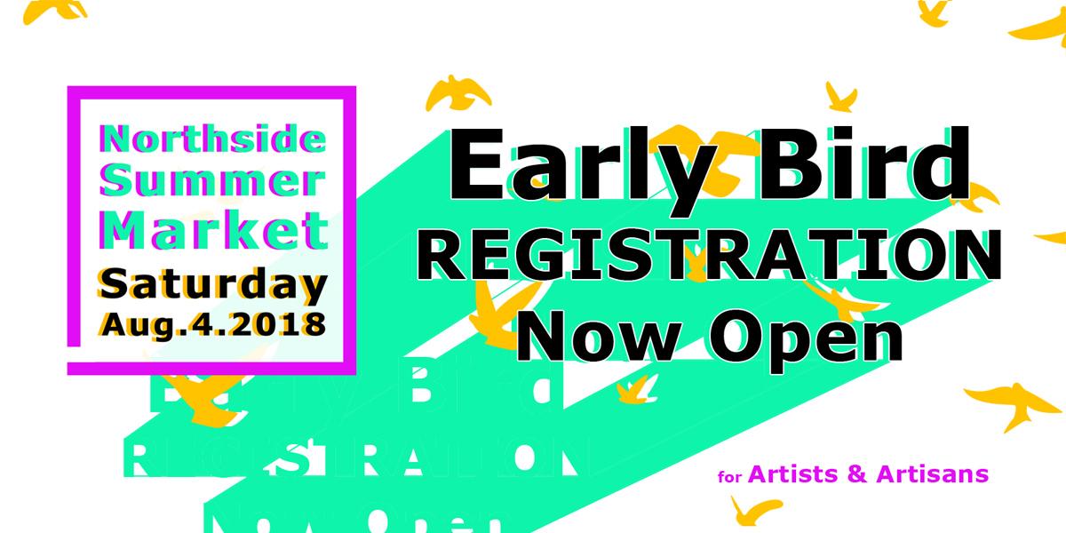 Art Market Registration Now Open