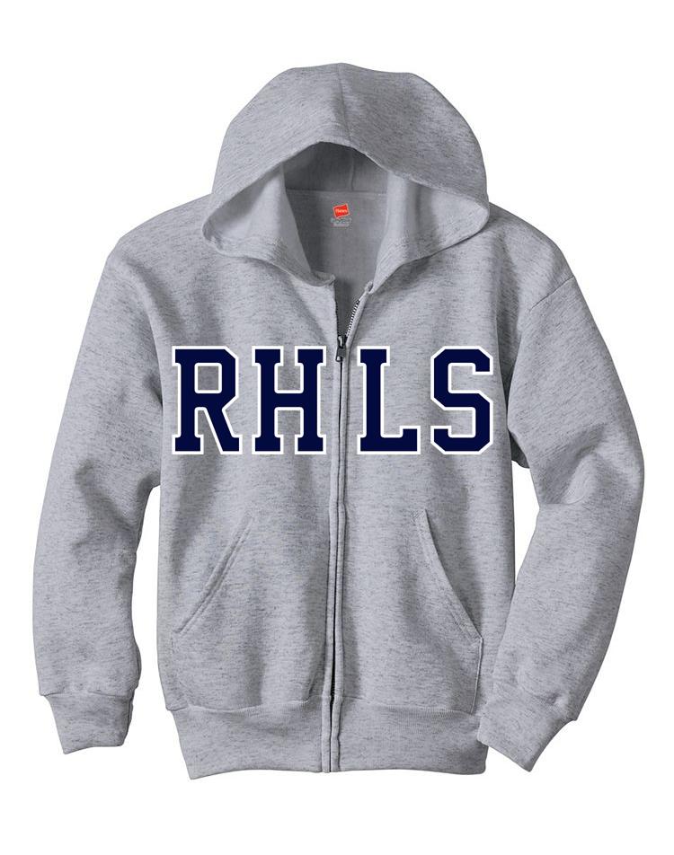 Navy Crewneck Sweatshirt RHLS