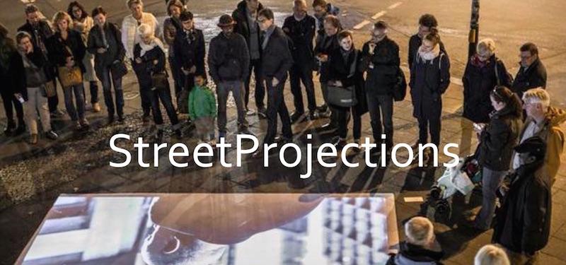 Street Projections PhotoWerkBerlin