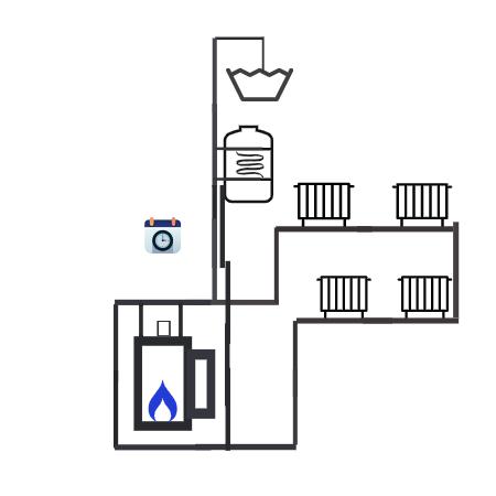 Back Boiler Unit