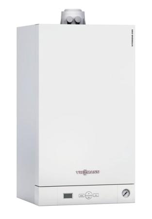 Vitodens 100-W 12 Year Warranty