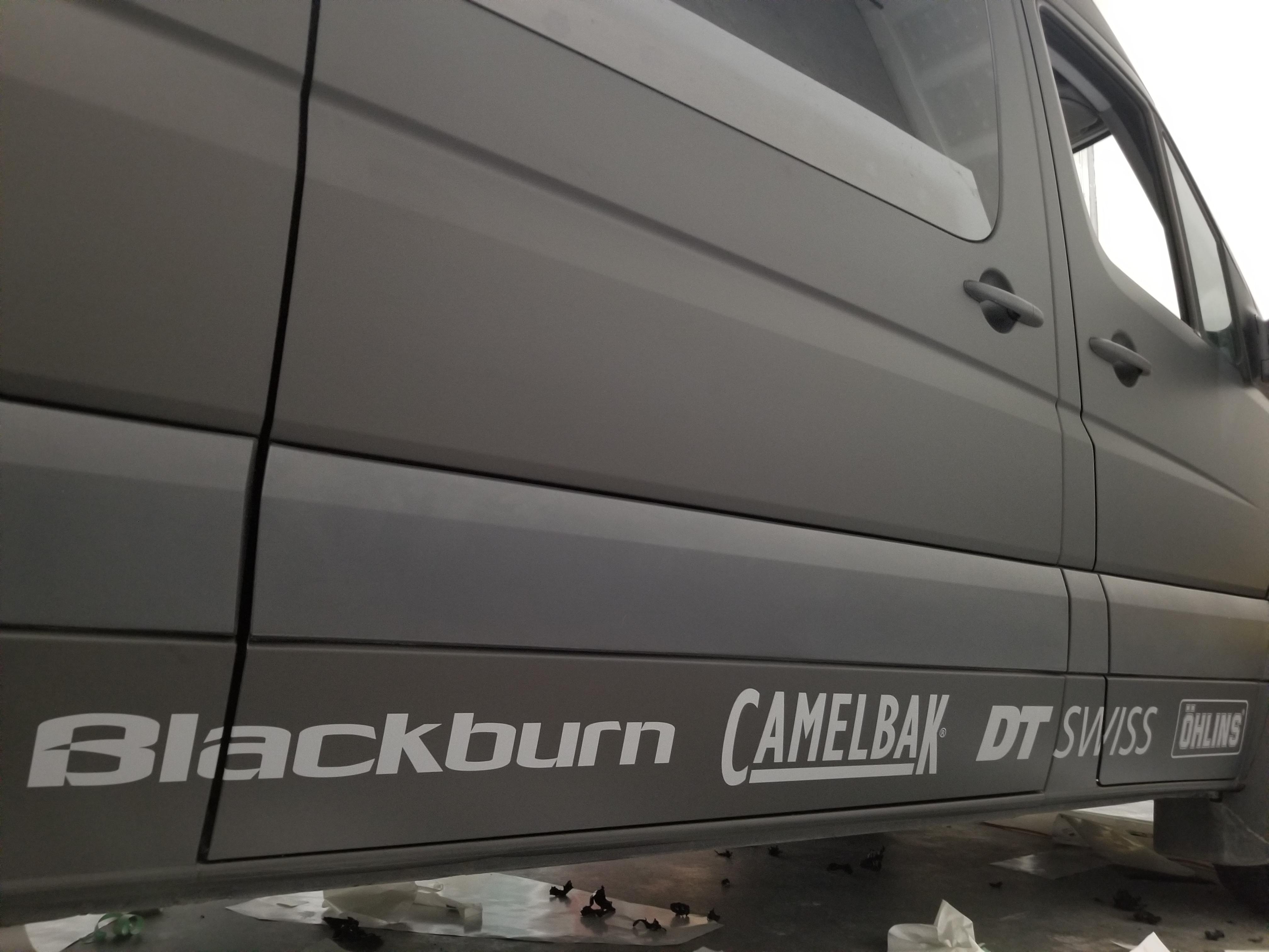 Vehicle Graphics/Wraps