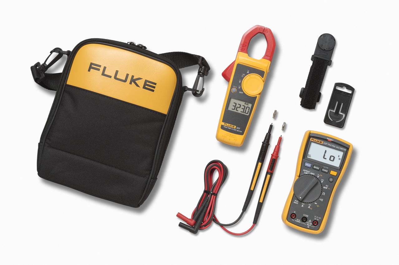 Fluke 117/323 Kit $378.00 (+GST)