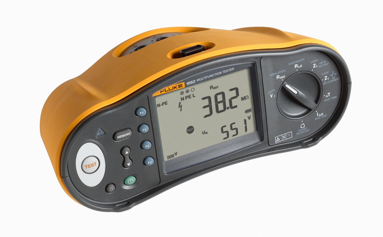 Fluke 1662 Multifunction Tester $1413.75 (+GST)