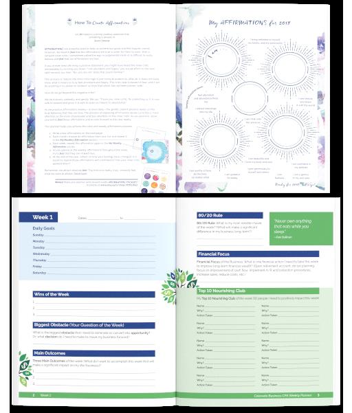 Workbook, Journal, or Planner