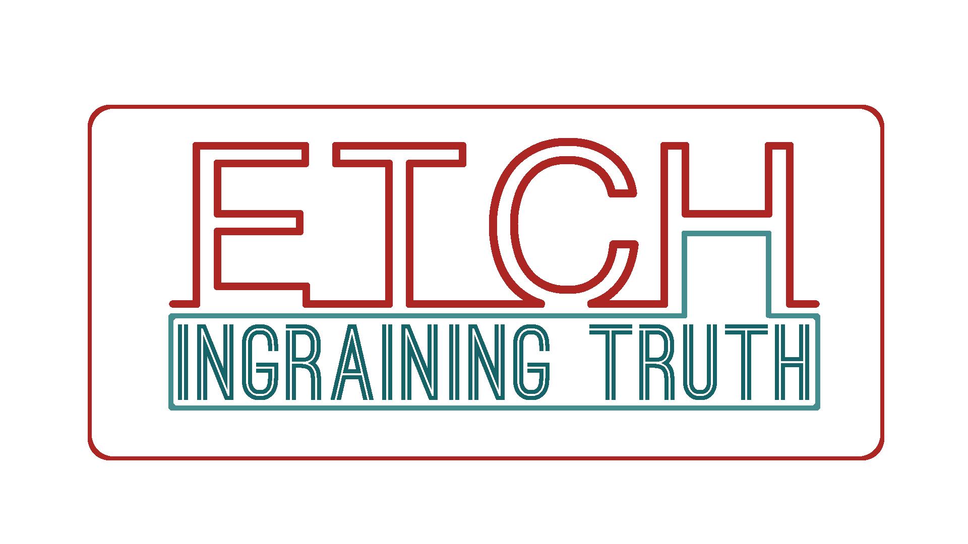 Etch Evaluation 2018-19