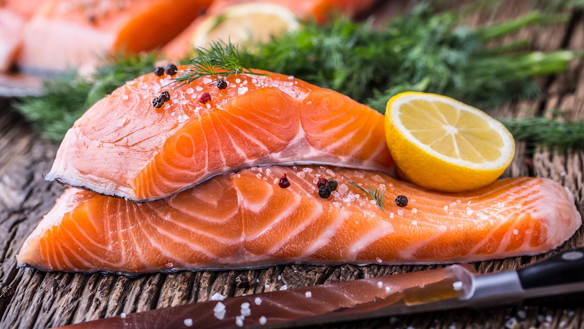 Salmon or Fish