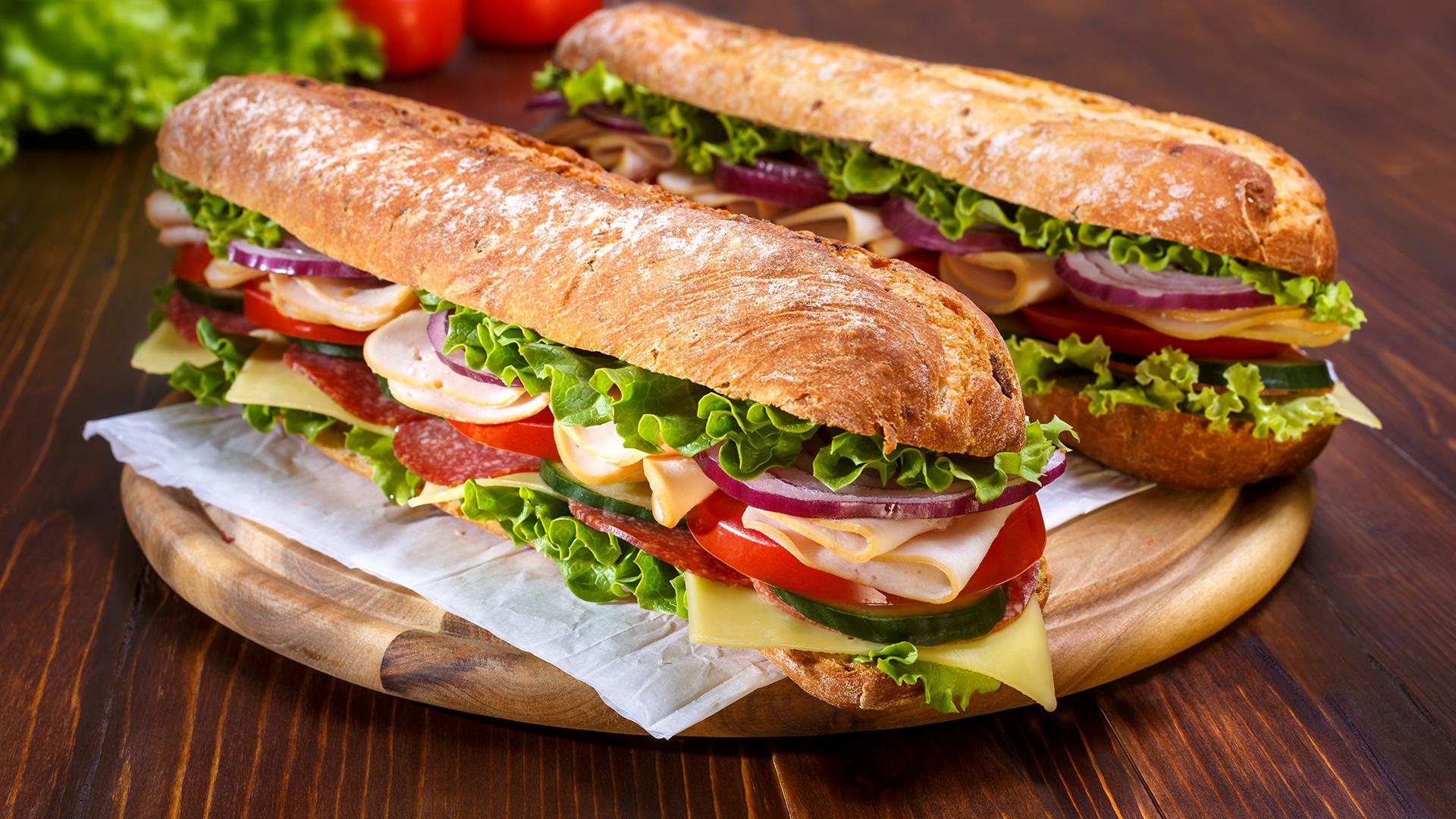 Sub or Sandwiches